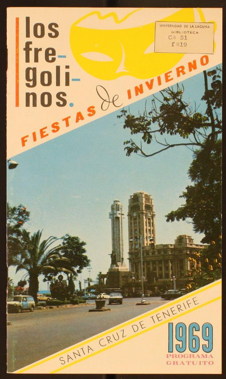 Los Fregolinos Fiestas de Invierno: Santa Cruz de Tenerife 1969 http://absysnetweb.bbtk.ull.es/cgi-bin/abnetopac01?TITN=487439