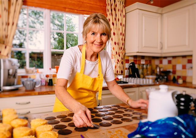 Recipes by Nancy Birtwhistle Great British Bake Off Winner
