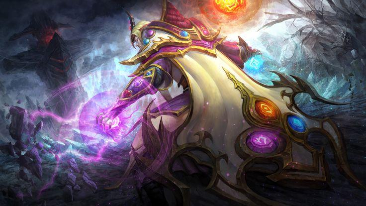 Invoker: The Longevity Wizard Wallpaper, more: http://dota2walls.com/invoker/invoker-the-longevity-wizard-wallpaper