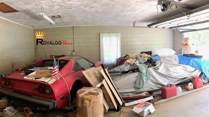 Kagetnya Eriegin Temukan Harta Karun Dua Mobil Mewah Di Garasi Nenek Mobil Mewah Garasi Mobil