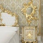 dormitorios barrocos muebles fotos