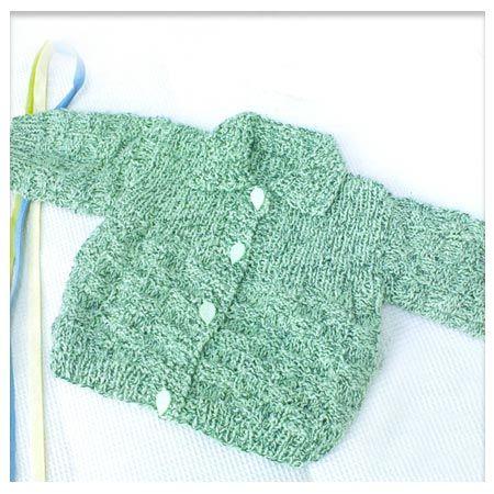 MATERIAL 1 novelo Flower verde cor 012 – Texin Agulhas para tricô nº 4 4 botões verdes ...