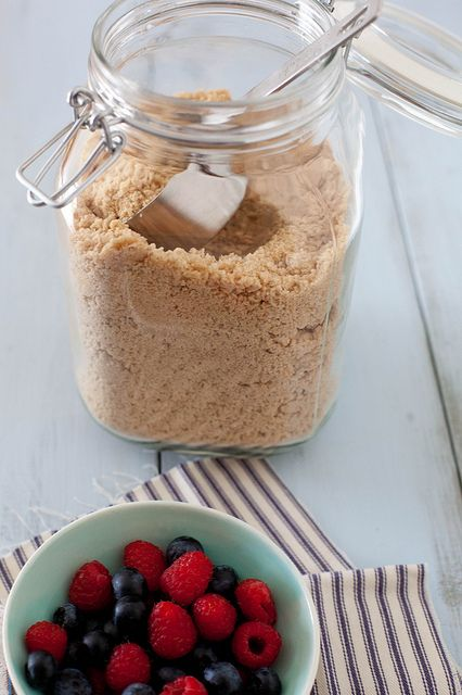 Whole Grain Pancake Mix-this recipe makes 10 cups of mix. It can be stored in the freezer to prevent spoiling