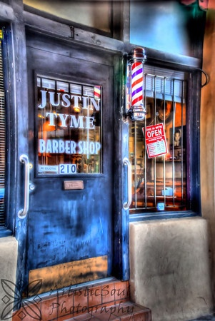 Barber Shop -  Catchy name ;o)