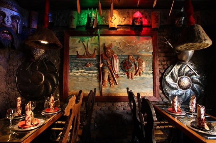 Los Vikingos Restaurant - Santiago de Chile