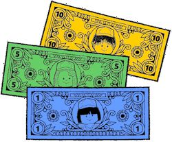 """What a great idea that I must do! Scout Bucks: From meeting behavior to cookie sales, reward your girls with """"Scout Bucks"""" that they can cash in for trinkets and goodies at the end of the year. Ideas to use them for:Ideas for reward: Good behavior Group participation Cookie Sales Remembering to bring dues and/or supplies Wearing vest Cleaning up"""