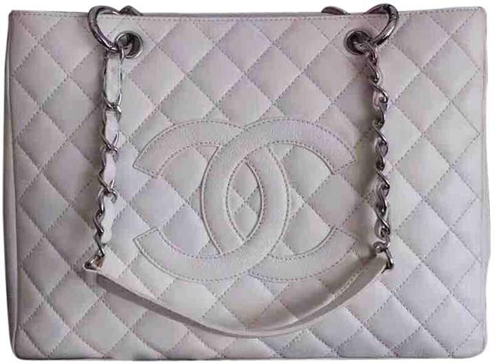 White #Chanel Bag   #Ad