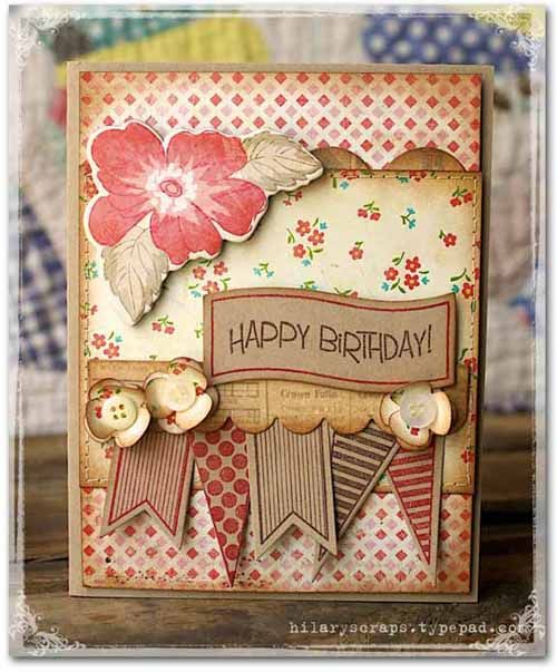 530 best Cards Birthday images – Birthday Card Scrapbook Ideas