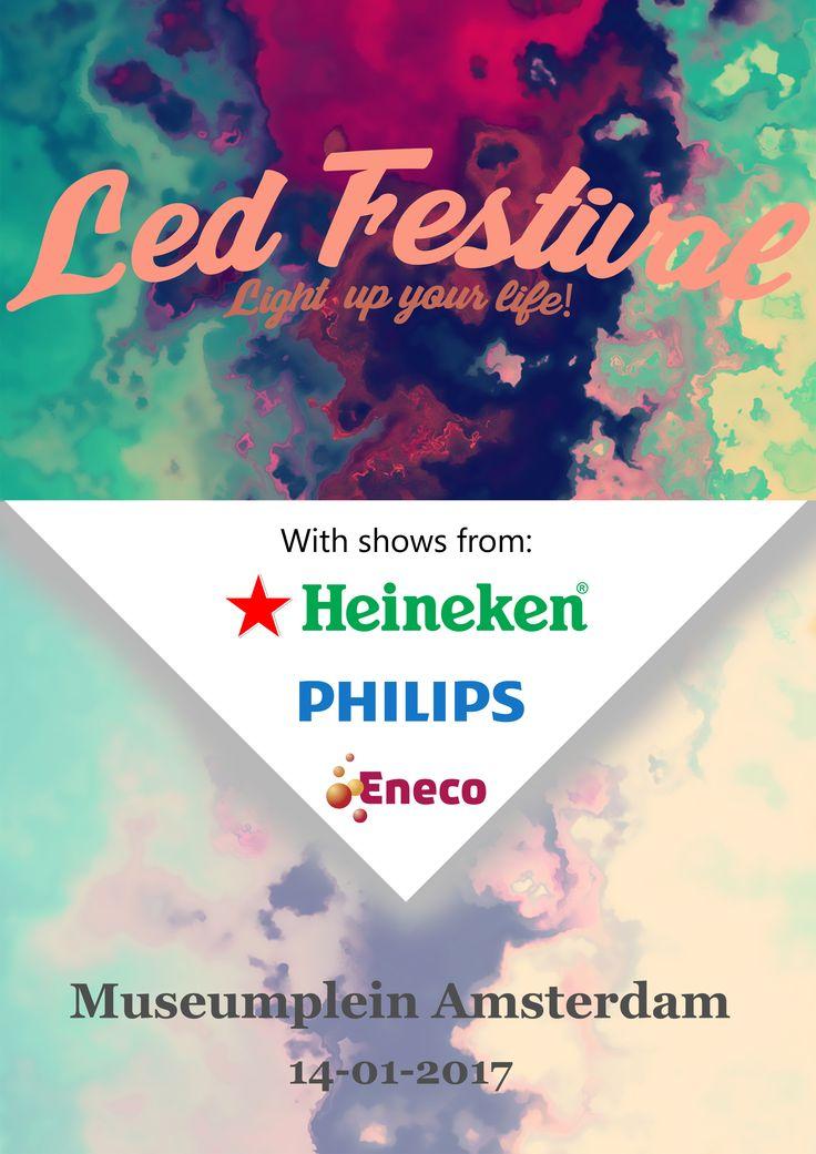 Giel Peeters Led Festival 2