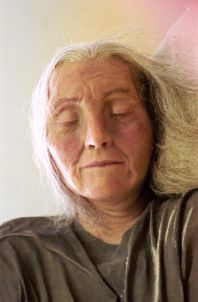 Oldest find of the Netherlands, woman named Tryntje of 5000 BCE.