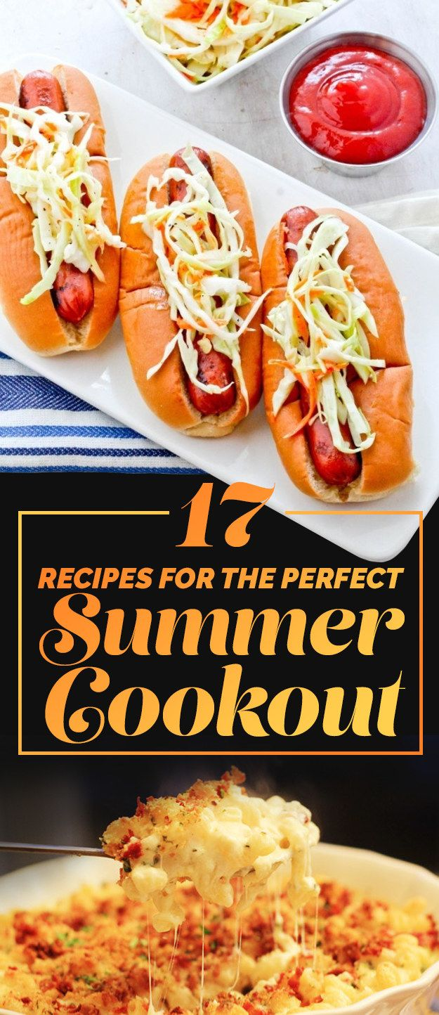 17 Delicious Cookout Recipes That Will Impress Your Southern Friends