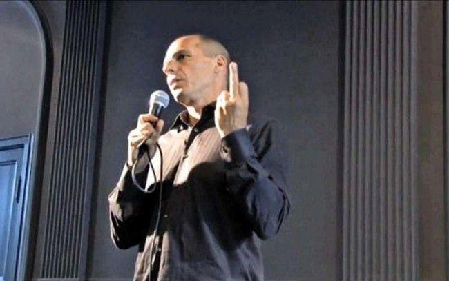 Neo Magazin Royale: παραποιήσαμε το βίντεο με τον Γιάνη Βαρουφάκη