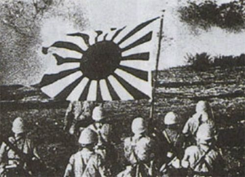 the fall of the japanese empire during the manchurian invasion The fall of the qing empire in 1911 was soon followed by the warlord  a staged  explosion as a pretext to invade manchuria and establish a.