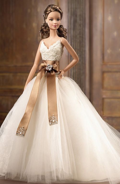 Bridal Barbie