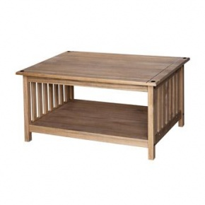 Corona Mexican Pine Occasional Table CR941  www.easyfurn.co.uk