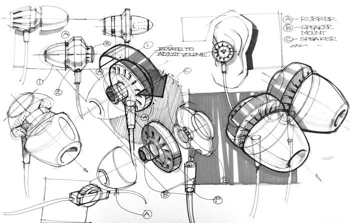 Sketch-A-Day: Daily Sketches from Industrial Designer, Spencer Nugent - Page 4