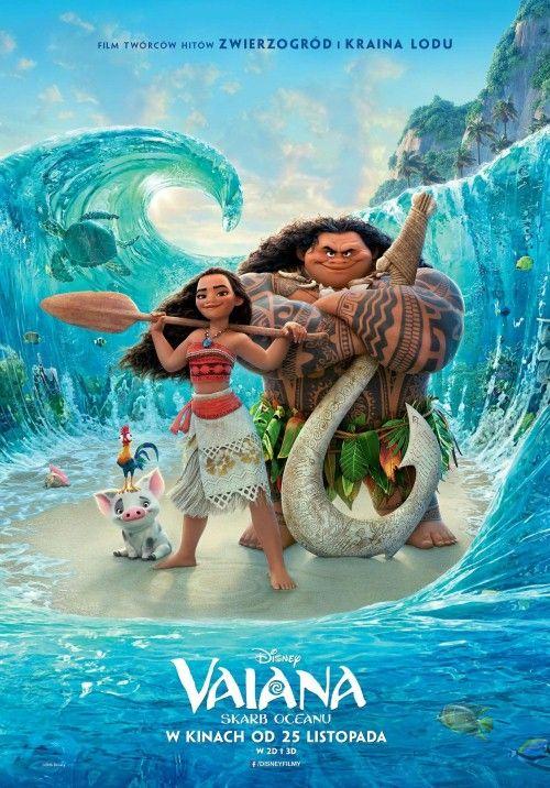 Obejrzyj Vaiana: Skarb oceanu on-line na Seanse24