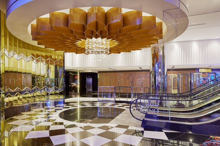 Crown Casino Melbourne - Red Design Group