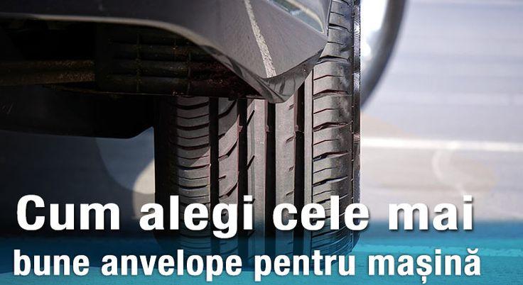 Ne gândim la anvelopele mașinii, doar atunci când acestea sunt uzate și trebuie înlocuite. Dar cum alegi cele mai bune anvelope pentru mașina ta, când ai atât de multe opțiuni la îndemână?