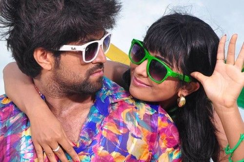 Yash and Radhika Pandit Together in Mr and Mrs Ramachari Kannada Movie