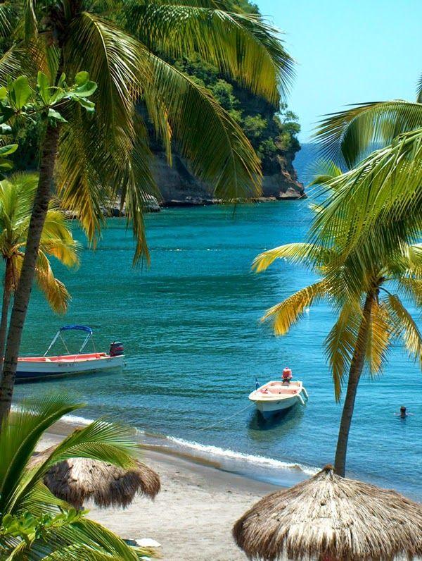 Viceroy Resort, St. Lucia Caribbean.