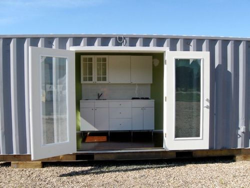 Off grid container cabins from 15k the place to be in for Leed cabins
