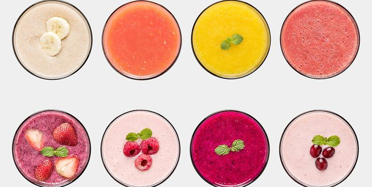These Tasty Smoothies Will Boost Your Energy and Keep You Full