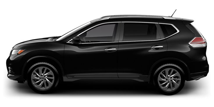 2016 Nissan Rogue Magnetic Black with Almond interior...my new car!!
