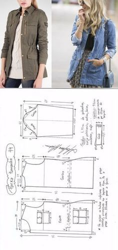 la costura los patrones diy fashion pinterest sewing