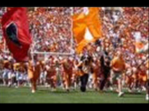 University Of Tennessee Official Fight Song Rocky Top by The Pride of the Southland Marching Band!!