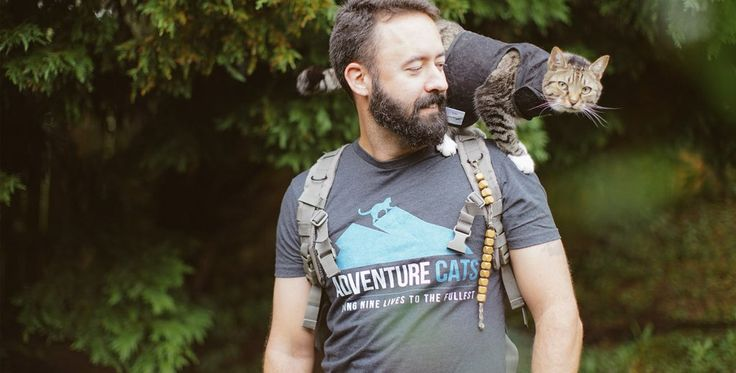 Shop for Adventure Cats gear for both you and your cat. In addition to the best cat harnesses and leashes, we also offer shirts, hats and other adventure gear.