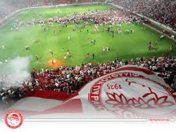 Yunanistan'da Olympiakos Yine Şmapiyon