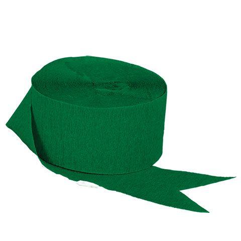 Green Crepe Paper Streamers, 70.5-ft., 2-ct. Packs