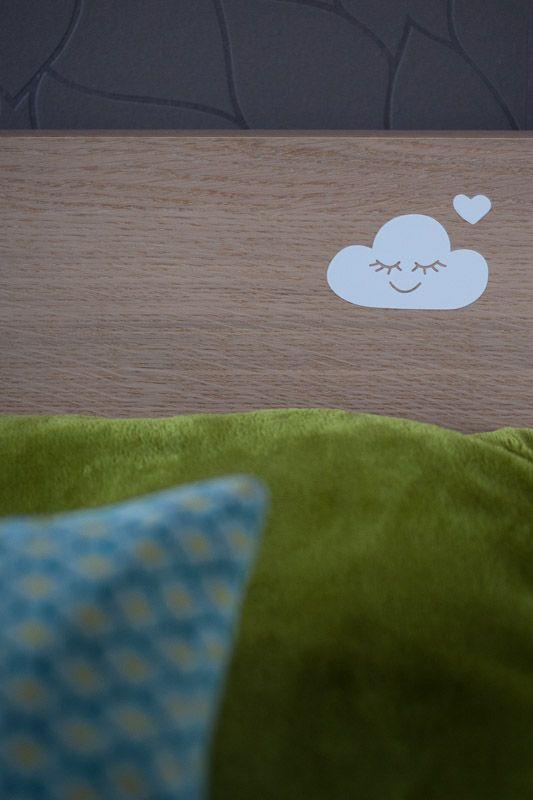 Plotterdatei Freebie: »Verliebte Wolke«, Plotter Silhouette Cameo