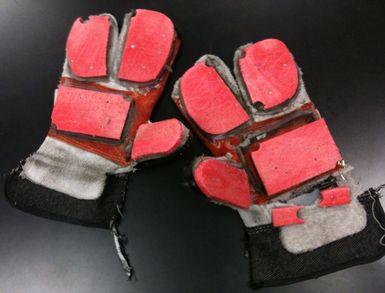 How to Make Homemade Longboard Gloves