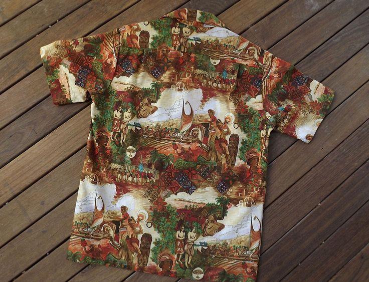Duke Kahanamoku Shirt by Catalina