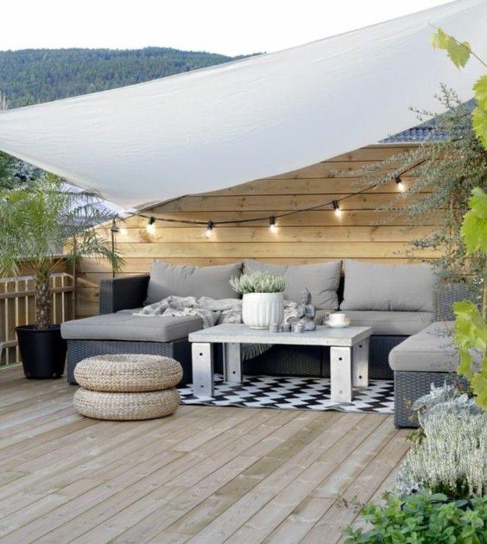 1001 conseils et mod les pour am nager une terrasse for Modeles de terrasses exterieures