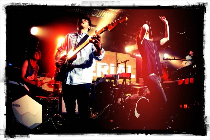 The Aerial - Studio SFR (12/09/2012) © Rod - Le HibOO - Maurice #music #live #TheAerial #concert #sfrliveconcerts