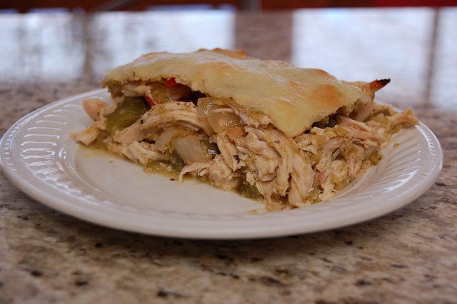 Low Carb Chicken Enchilada Casserole by ThinGuy, via Flickr