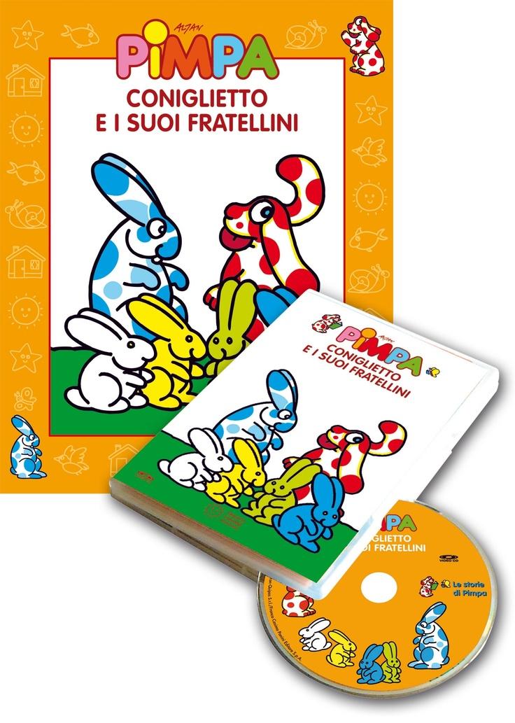 encore Pimpa pour apprendre l'italien aux enfants