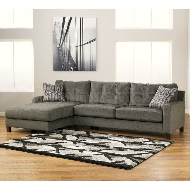 Siroun   Steel Sectional Ashley Furniture Love This! My Next Couch!