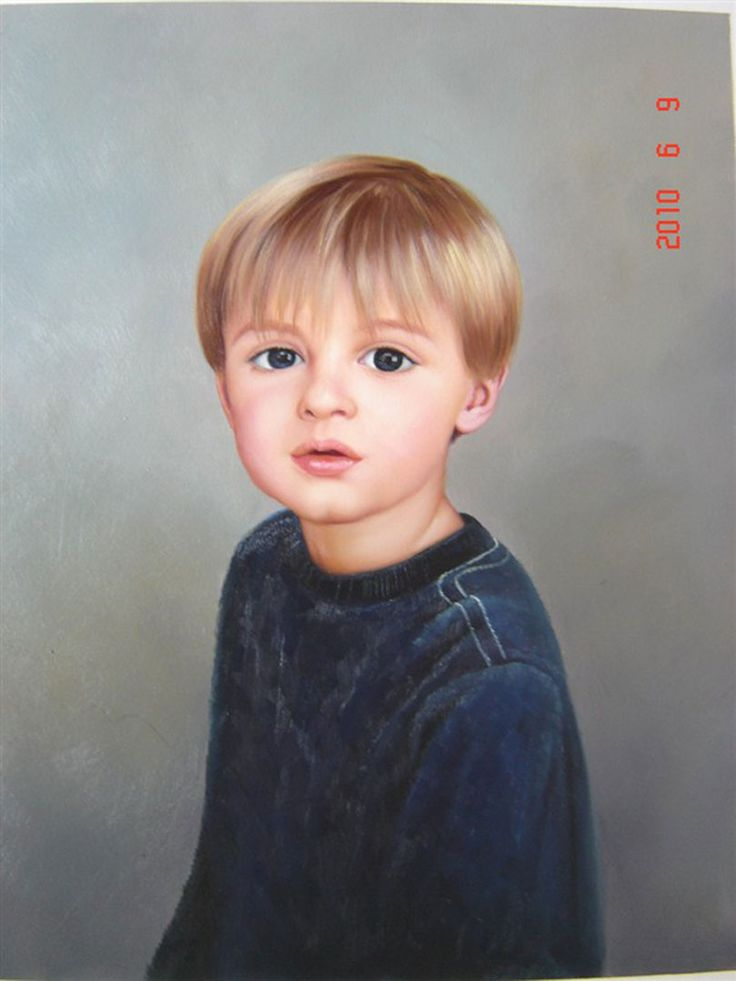 We are the professional painters and we are based in the area of Sydney in the country Australia. We will turn your baby's photo into the beautiful portrait painting by using our skill.