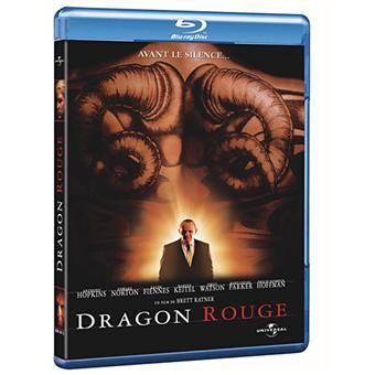 Dragon rouge - Blu-Ray