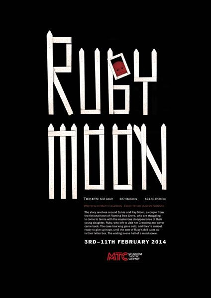 ruby moon poster - Google Search
