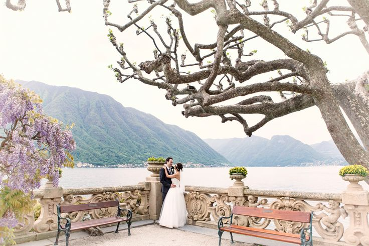 Real Wedding - Elopement Shooting Lake Como - Loryle Photography Como - www.loryle.com