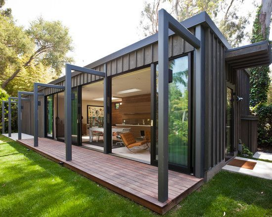 Shipping Container Design, Pictures, Remodel, Decor and Ideas - page 3 #containerhome #shippingcontainer