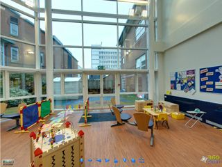 'Tree House' Childcare Facilities at Stepping Hill Hospital
