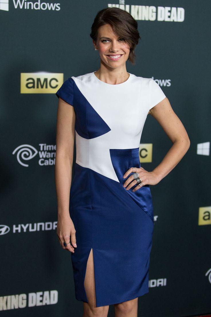 The Walking Dead Season 4 Premiere - Lauren Cohan