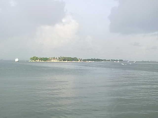 Losari, Makassar, South Sulawesi, Indonesia