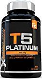 T5 Fat Burners - 200 Capsules - 100% MONEYBACK GUARANTEE - UK Manufactured - Thermogenic Fat Burner Suitable for Vegetarians & Vegans - Slimming Pills to Bust Belly Fat - Weight Loss Pills That Work, Ingredients Include Green Tea Extract, Green Coffee Bean Extract, L-Carnitine and More - https://www.trolleytrends.com/?p=446745
